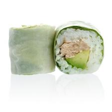 Printemps rolls Avocat thon cuit