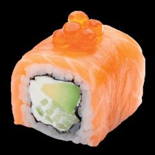 Ikura rolls (8 pcs)