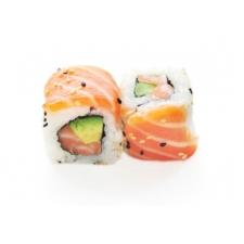 Nigiri rolls Avocat saumon