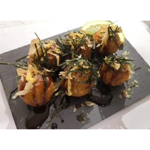 Takoyaki(Boulettes de calamar)