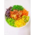 Poke bowl(Poulet grillé)