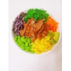 Poke bowl(boeuf grillé)